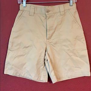 Cherokee beige Bermuda shorts